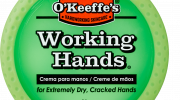 Okeeffes - Alívio das mãos secas e gretadas