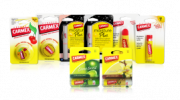 NEW Carmex Lime Twist and Carmex Vanilla